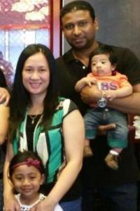 Meet Tina and her beautiful family.